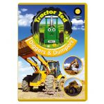 Tractor Ted Dumpers & Diggers DVD