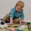Tractor Ted Giant Floor 15pc Puzzle Playmat 2