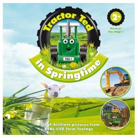Tractor Ted Spring Time Book