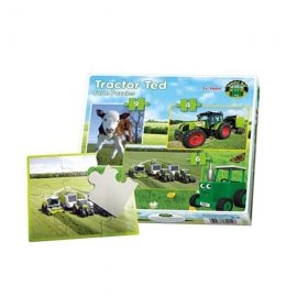 Tractor Ted 3pk Jigsaw Puzzle