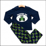 Tractor Ted Long Sleeve Pyjama Set Navy