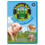Tractor Ted Meets Baby Animals DVD
