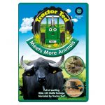 Tractor Ted Meets More Animals DVD