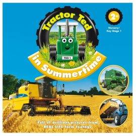 Tractor Ted Summertime Book