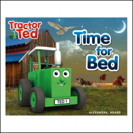 Tractor Ted Time for Bed Story Book 1