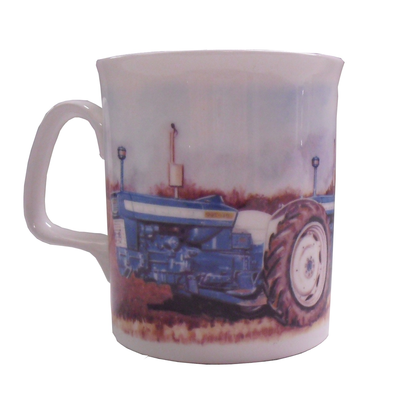 Limited Edition 130 Tractor Collectable Mug