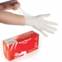 True Touch Lightly Powdered Latex Safety Gloves 2