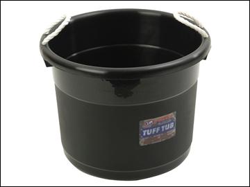 Tuff Tub Black 69 Litres