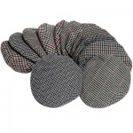 Hoggs Mens Tweed Cap