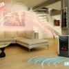 Universal Manhattan 3.4kw Portable Gas Heater 3