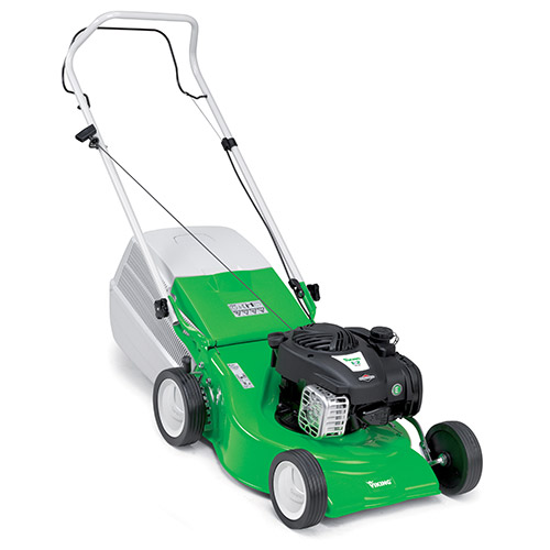 briggs and stratton lawnmower how to change grass height level