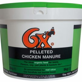 Vitak 8kg Pelleted Poultry Fertiliser