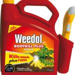 Weedol 5 Ltr Rootkill Plus Power Sprayer