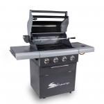Sahara X450 4 Burner Cabinet BBQ