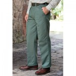 Hoggs of Fife Bushwacker Pro Unlined Work Trousers Spruce 1