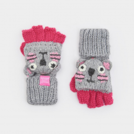 Joules Cat Chum Character Gloves