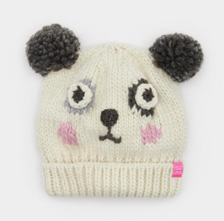 Joules Panda Chum Character Hat