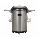 Lifestyle Electric Stainless Steel Drinks Cooler