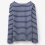 Joules Harbour Jersey Top Navy Hope Stripe