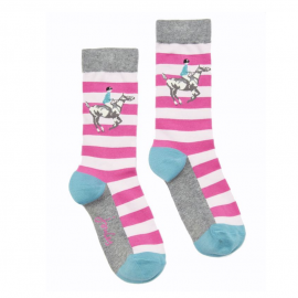 Joules Brilliant Bamboo Horse Socks
