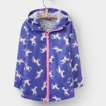 Joules Raindance Rubber Rain Coat