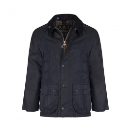 Barbour Boy's Classic Bedale Wax Jacket