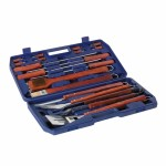 Lifestyle 18 Piece BBQ Tools Set