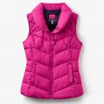 Joules Merriton Dark Pink Padded Gilet