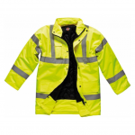 Dickies Motorway Hi-vis Safety Jacket