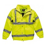 Dickies Hi-vis Safety Bomber Jacket