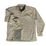 Hoggs of Fife Bracken Micro Fleece Lined Shirt 1