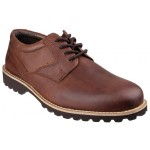 Cotswold Tuffley Brown Shoe