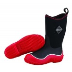 Muck Boot Hale Kids Black/Red