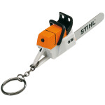 Stihl Battery Operated Chainsaw Keyring with sounds