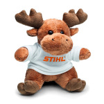 Stihl Moose Cuddly Toy