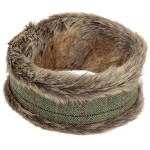 Hoggs of Fife faux fur headband