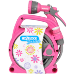 Hozelock Seasons Pink Pico Reel