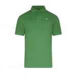 Barbour Sports Polo Lawn Green